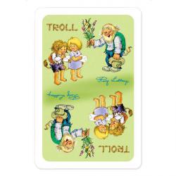 Kortlek Troll
